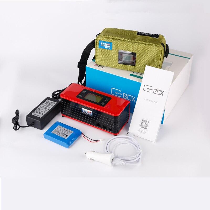Refroidisseur d'insuline médical mini réfrigérateur portable réfrigérateur mini réfrigérateur pour stockage de médicaments sac isotherme d'insuline micro congélateur