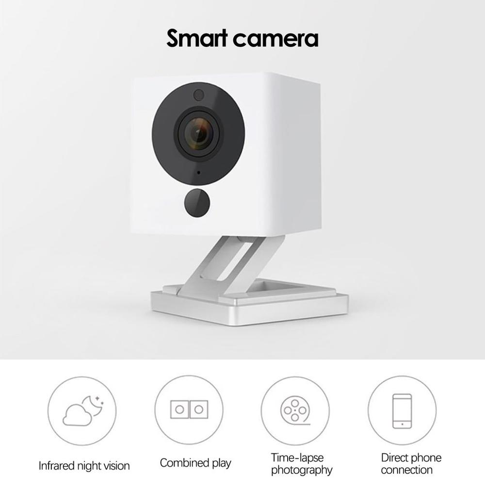 Original Xiaomi CCTV Mijia Xiaofang Digital Zoom Smart Camera IP 110 Degree F2.0 8X 1080P WIFI Wireless Camaras Cam Night Vision