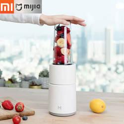 Xiaomi соковыжималка для фруктов и овощей машина для приготовления пищи портативный Liquidizer, 1 секунд сок быстро измельченный лед легко чистить