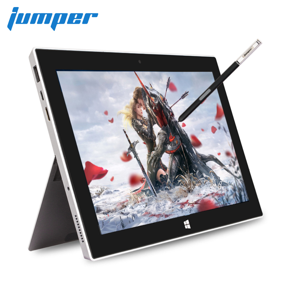 "10.6"" 2 in 1 tablet 1080P IPS Jumper EZpad 6 M4 handwriting tablet Intel Cherry Trail Z8350 4GB 64GB tablet pc windows 10 laptop"