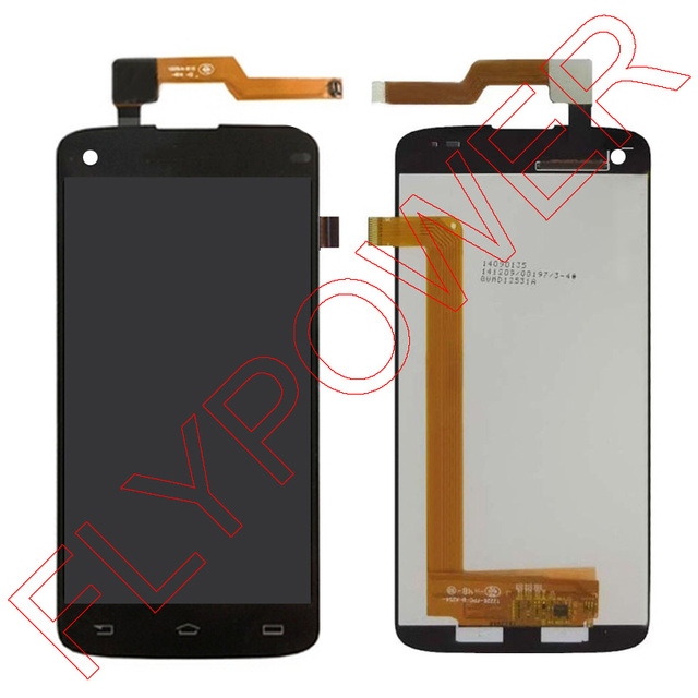 For philips i908 lcd screen display with black touch screen digitizer assembly by free shipping; 100% warranty