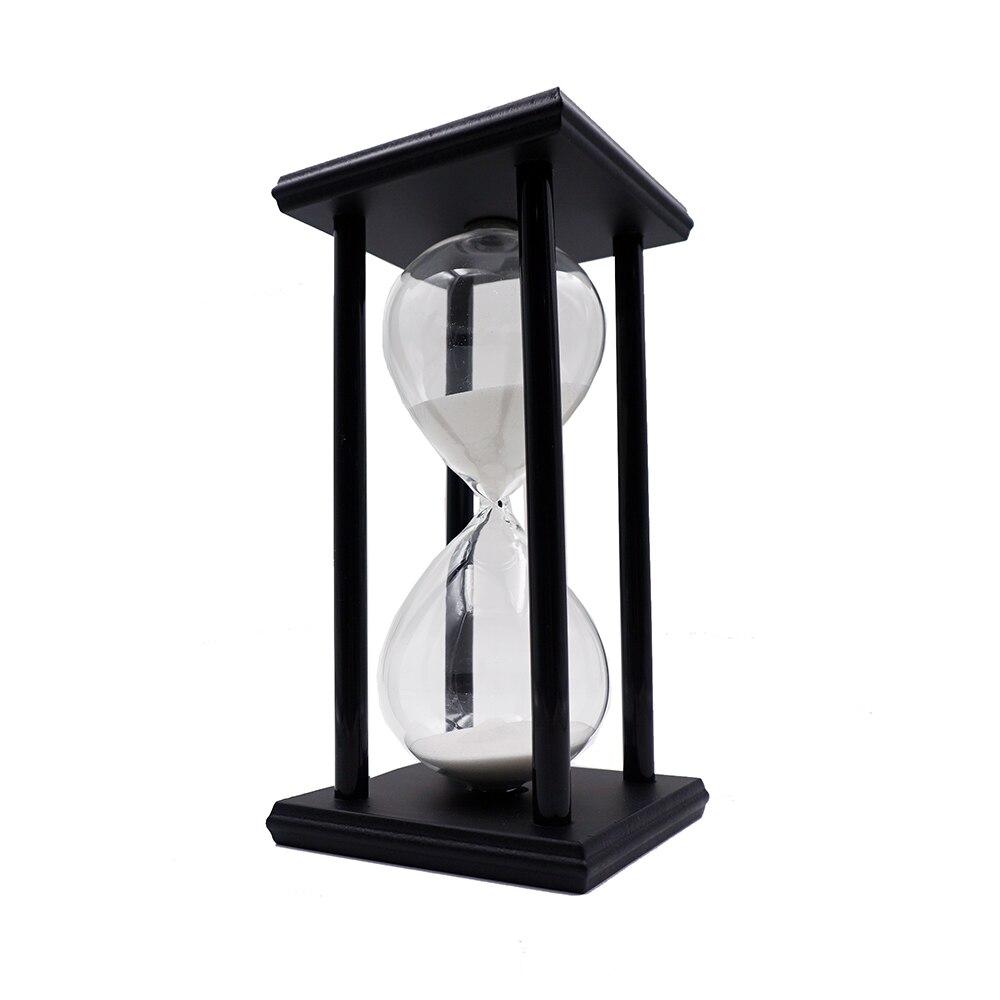 60 Minutos Simple Llama Negro Con Blanco Púrpura Arena Cuatro