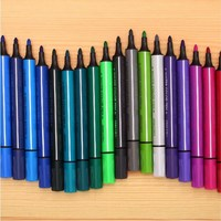 Water kleur Pennen markers markeerstift Grote Staaf met onzichtbare inkt pen studenten Schilderen Pen Kleurrijke tekening levert