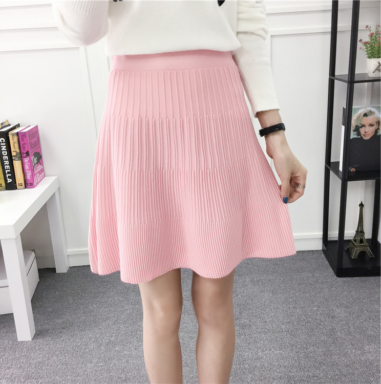 Increble Knitted Skirts Patterns Ilustracin Manta De Tejer