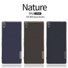 Nillkin Nature TPU case for Sony Xperia XA Ultra phone cover for Xperia XA Ultra protective cover soft ultra thin case