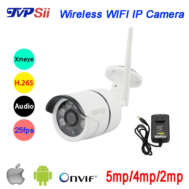 Video Surveillance Smart Six Array Leds 5mp/3mp/2mp H.265 Icsee 25fps 128g Onvif Audio Waterproof Wifi Wireless Ip Security Cctv Camera Free Shipping