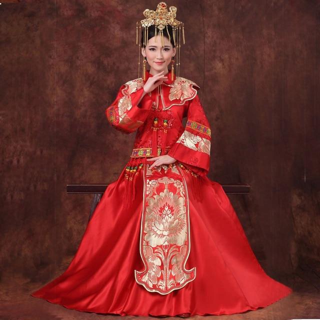 Chinese Brides Dress