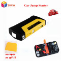Factory Price Jump Starter 12V Car Charge Portable Multi-function Emergency Mobile Power Bank Works For Petrol Car