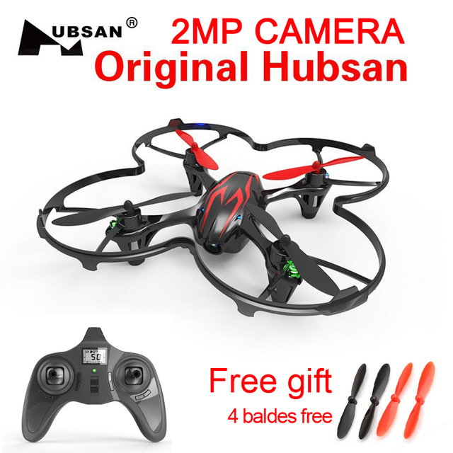 Hubsan X4 H107C Mini Drones With Camera HD 2MP Dron 2.4G 4CH RC Helicopter Quadcopter RTF+Transmitter+Battery Quad Toy