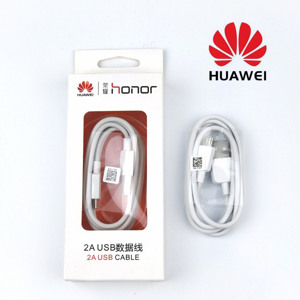 Original Huawei honor 8x Charger Cable For P9 Lite Honor 9 Lite Mate 10  Lite P8 Honor 7x Mate 7 8 Y6 2A Micro Usb Data Cable
