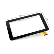7 inch touch screen Digitizer for IRBIS TX09 186*111mm tablet PC free shipping