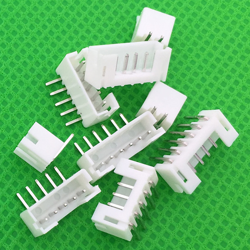 50pcs/LOT connector male right angle material PH2.0 2mm Connectors Leads pin Header PH-AW 2.0mm50pcs/LOT connector male right angle material PH2.0 2mm Connectors Leads pin Header PH-AW 2.0mm