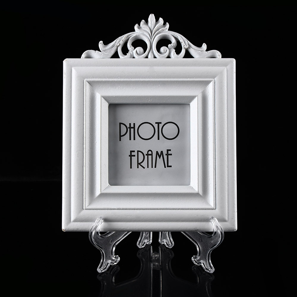 Clear Plastic Plate Display Stand Picture Frame Easel Holder 3 5 7 9 & 1PC Home Fashion Clear Plastic Plate Photo Display Stand Nice ...