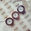 BS Austraila Diomand Relógio de Senhoras Das Mulheres de Luxo Da Marca Elegante Pérola Rhinestone Assista Vestido Pulseira relógios de Quartzo venda quente
