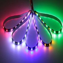 DC 12V SMD 3528 1pcs 30cm Waterproof LED Strip Flexible Lights Holiday Lampada Light Tape Ribbon Lamp