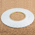1mm 3M Double Sided Adhesive Sticker Tape for iPhone / Samsung / HTC Mobile Phone Touch Screen Repair Length 50m(White)