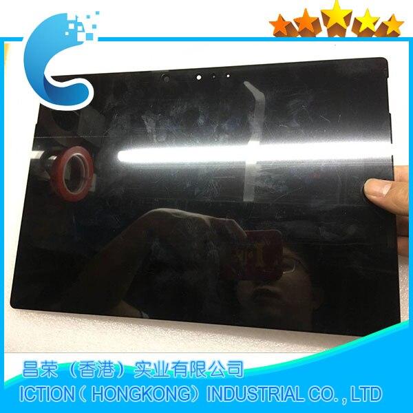Original Pour Microsoft Surface 3 RT3 1645 Assemblage LCD Écran Tactile Numériseur
