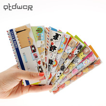 3PCS New Korea Stationery Cartoon Sticky Fresh N Times Stickers Notes on Paper Memo Pads School Supplies