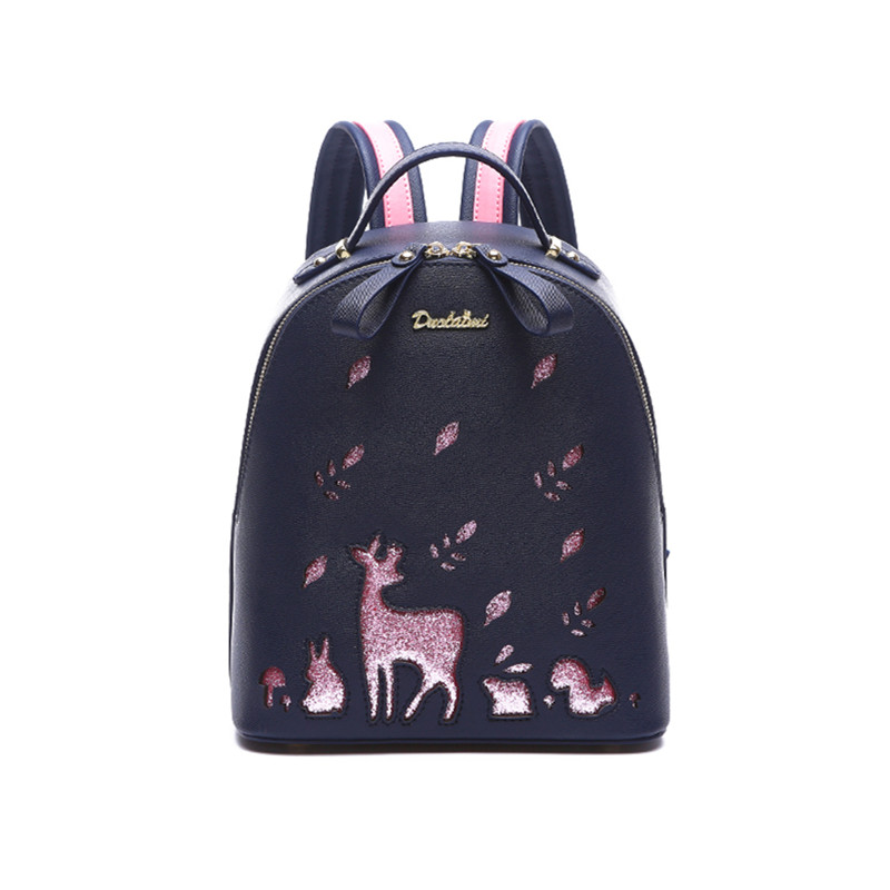 Fashion Women Backpack High Quality Youth Leather Backpacks for Teenage Girls Female School Shoulder Bag Bagpack mochila Sac A women backpack mochila backpack for travel sac a dos korean style backpacks for teenage girls high quality bag gift for new year