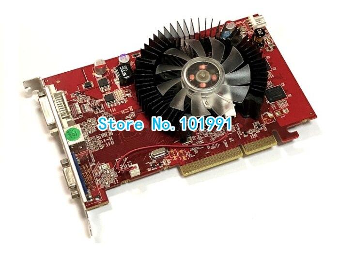 Nouvelle carte graphique vidéo ATI HD3650 AGP 512 mo DDR2 AGP 8x avec CD - 2