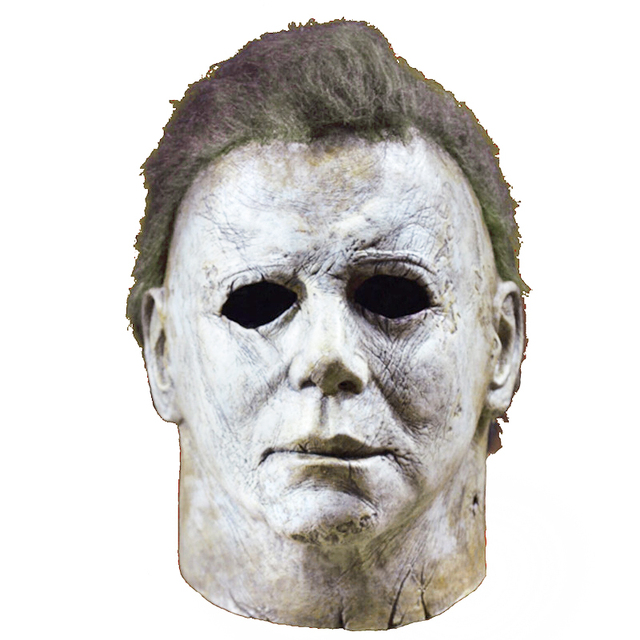 Halloween 2018 Michael Myers Mask.Us 11 47 33 Off Anilnc Michael Myers Mask Halloween 2018 Horror Movie Cosplay Adult Latex Full Face Helmet Halloween Party Scary Prop In Boys