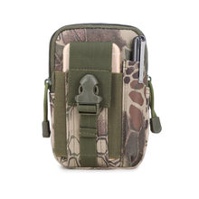 Tactical Hunting Bag Case for Oukitel k10000/k6000/k4000/pro/ZTE axon 7/Nubia z17/z11/mini/s/Leagoo z5/m5/LG k10/k8/x power(China)