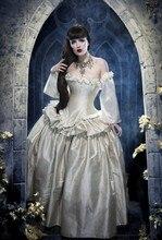Steampunk Bustle Dress – Victorian Madam- Corseted Jacket Top – Historical Wedding- Courtesan Gown