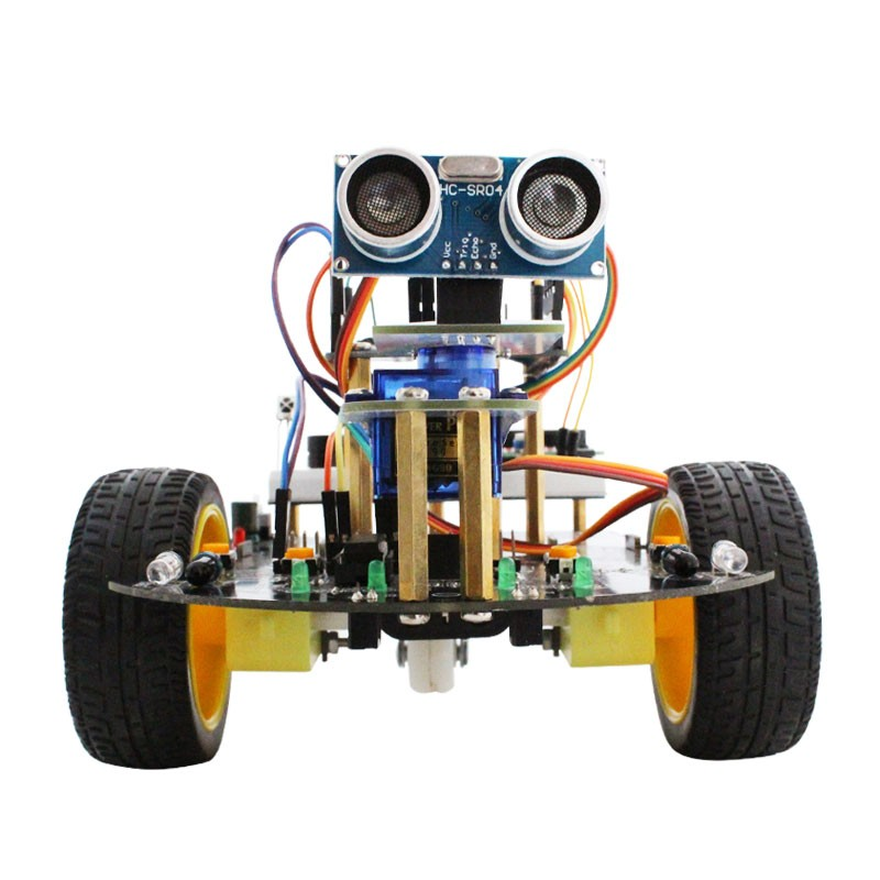 2018  for Arduino UNO Smart Robot Car Kit with UNO Main Board +Bluetooth Module + WiFi Module2018  for Arduino UNO Smart Robot Car Kit with UNO Main Board +Bluetooth Module + WiFi Module