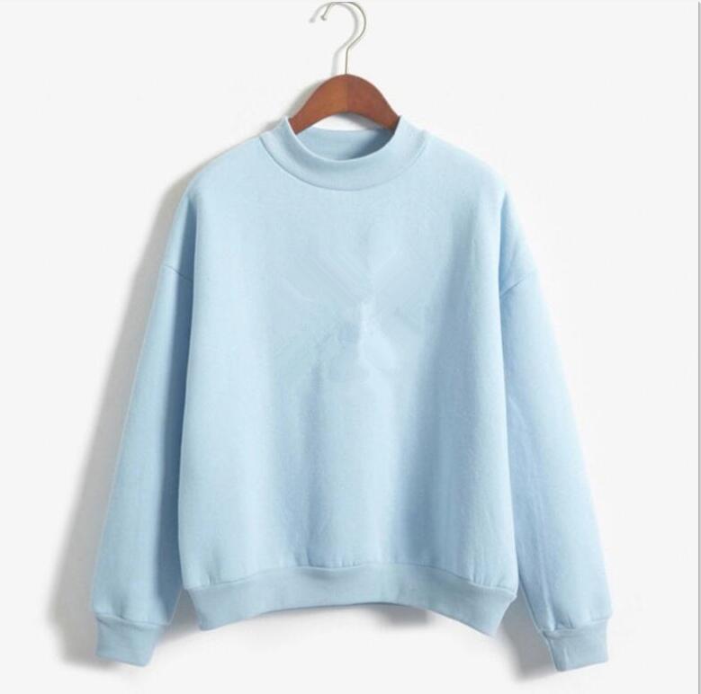 2018 neue brief pullover langarm sweatshirt