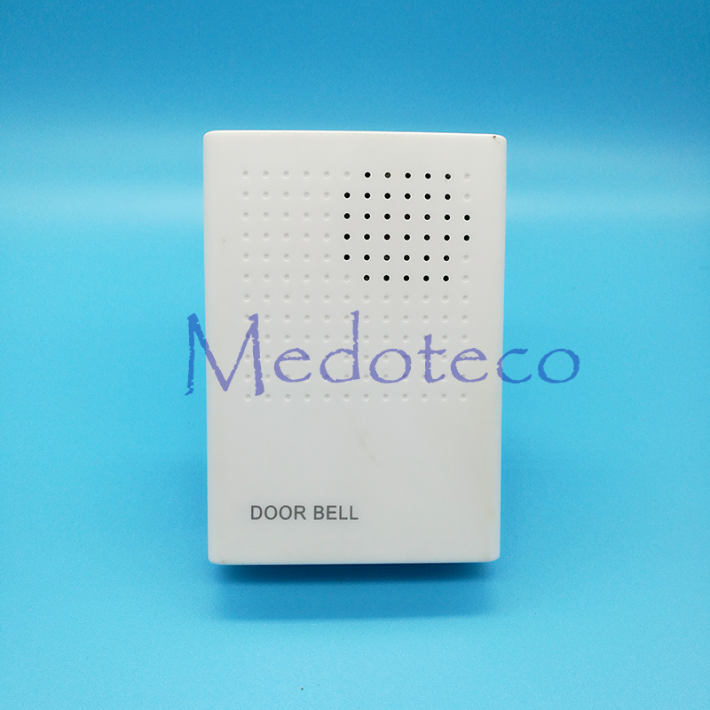 Wholesale Door Access Control 12VDC Wired Door Bell Door Chime Dingdong Bell Home Security System Wired Musical Bell