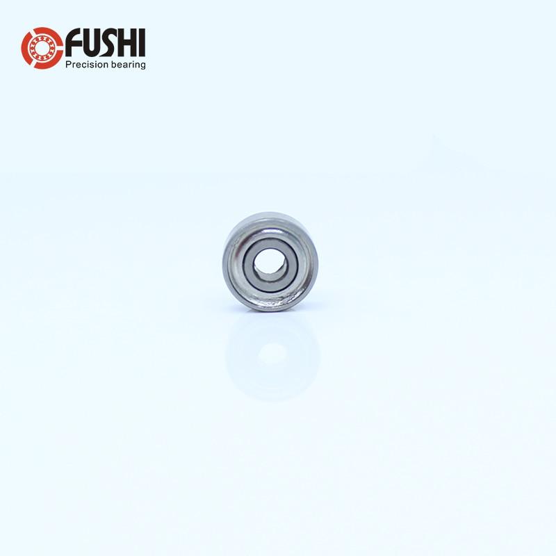 R2zz R2-5zz Bearing R2-6zz R3zz ABEC-1 10PCS Double Shielded Inch Miniature Ball Bearings R2z R2-5z R2-6z R3z
