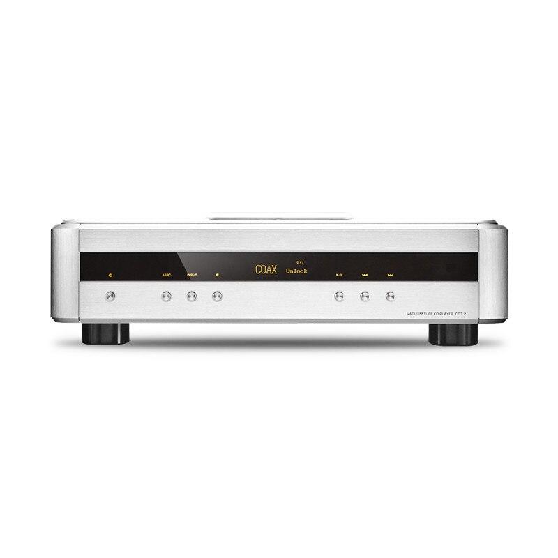 R 057 Shanling CD3.2 музыкальный компакт диск плеер вакуумная трубка CD плеер ПК usb усилитель для наушников класса Hi Fi 24 бит/384 кГц DSD DAC вакуумная трубк