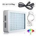 LED Grow Light Lamp 100W Full Spectrum Veg Flower For Hydroponics Indoor Plant Lamp Panel Flower AC85-265V EU AU US Plug