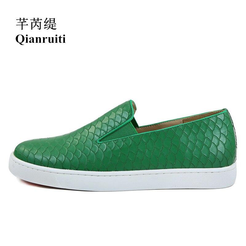 Qianruiti nouveauté en plein air hommes chaussures de loisir à la mode Design Simple talon plat sans lacet chaussures hommes chaussures vulcanisées