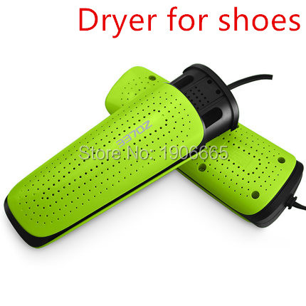 Quick Dry ! Electric Shoe dryer with Heater Flexible Universal Shoe dryer UV Tablet Sterilize Deodorization Household appliances scalable deodorization sterilization dual core heating electric shoe dryer