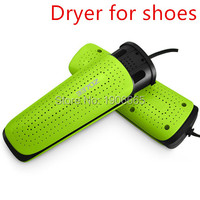 Quick Dry Electric Shoe Dryer With Heater Flexible Universal Shoe Dryer UV Tablet Sterilize Deodorization Household