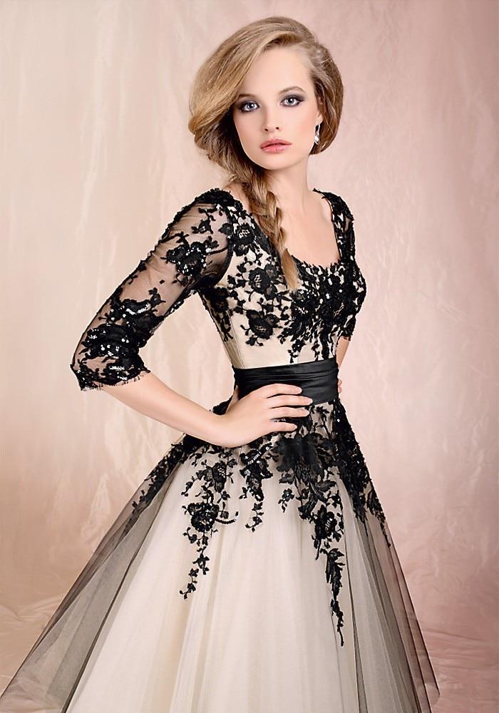 Online Get Cheap Black Vintage Prom Dress -Aliexpress.com ...