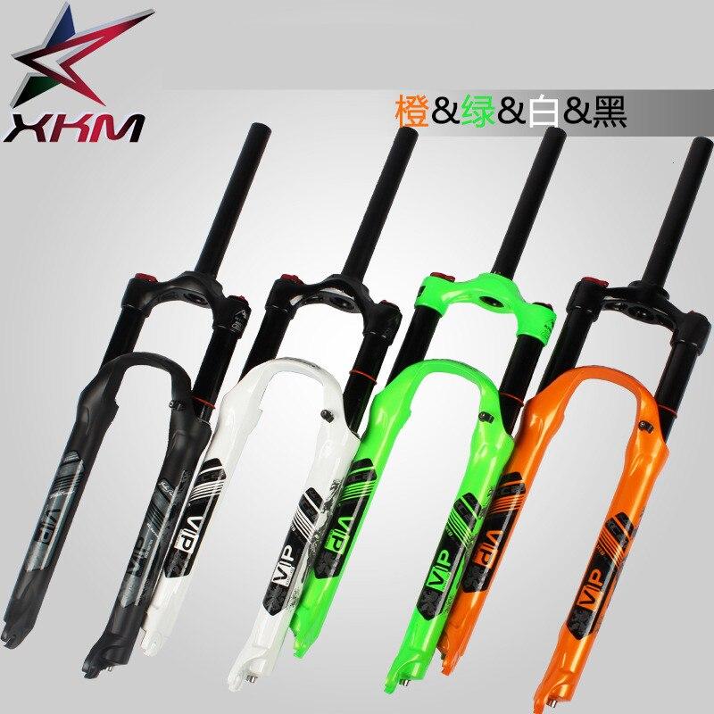Bicycle fork MTB Mountain bike 28.6mm 26/27.5er Air suspension Fork Bike Accessory стоимость