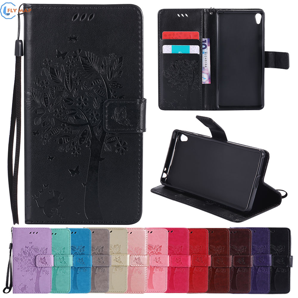 Coque For Sony Xperia E5 sony E5 LTE TPU Wallet Shell Flip Phone Leather Case Cover For Sony Xperia E 5 F 3311 F-3311 F3311 Capa