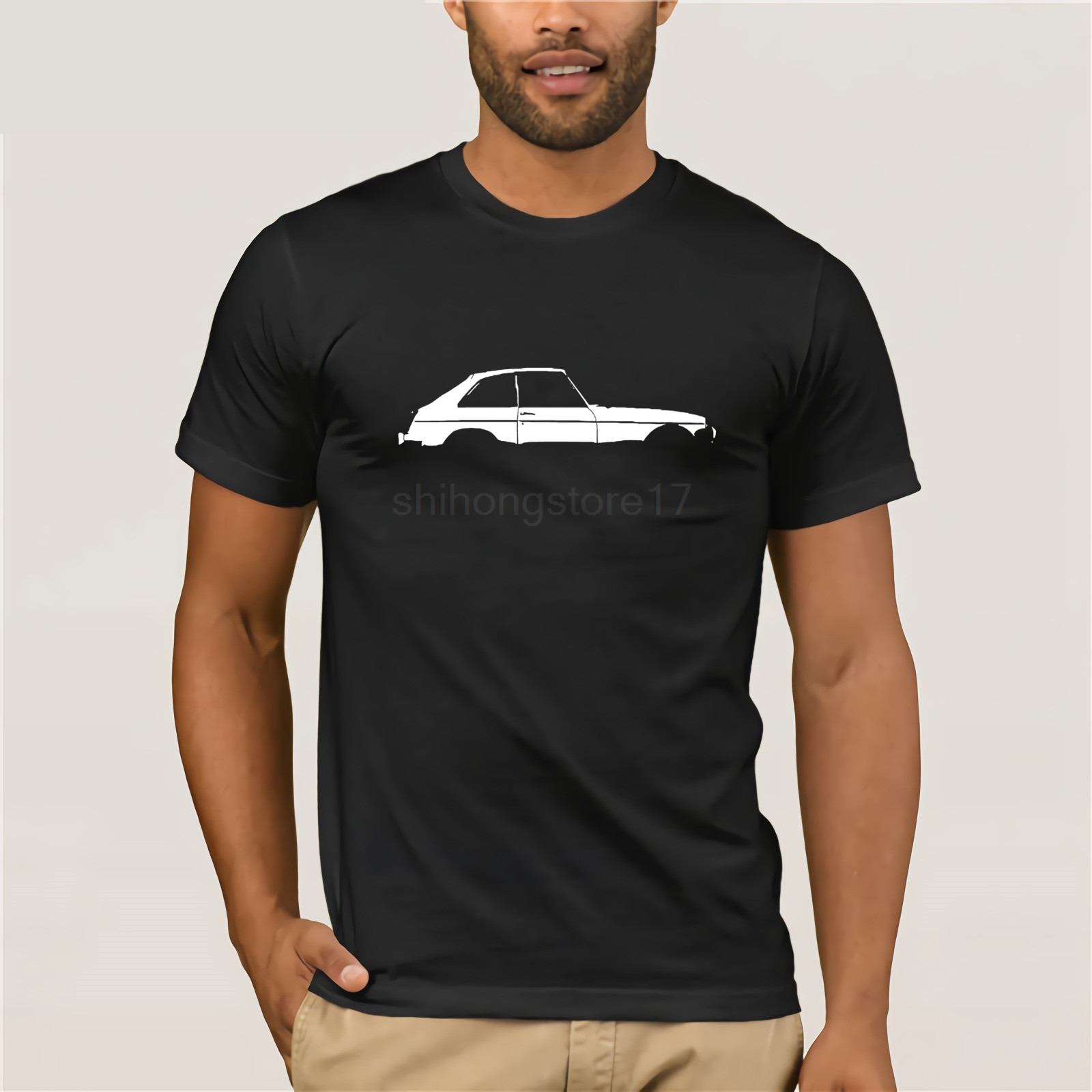 2019 Hot sale Summer Style MG mgb gt <font><b>V8</b></font> <font><b>t</b></font> <font><b>shirt</b></font> gift dad present car classic personalised Funny Tee <font><b>shirt</b></font> image
