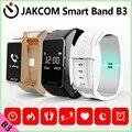 Jakcom b3 banda inteligente nuevo producto de pulseras como mi banda 2 metal pulseira mi banda 2 xaomi mi4