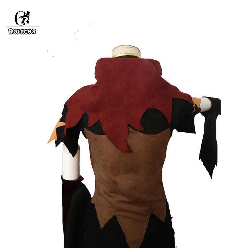 ROLECOS OW oyunu İzle üzerinde Cosplay kostüm merhamet Cosplay Angela Ziegler kostüm overwatch oyun kadınlar cadılar bayramı OWT