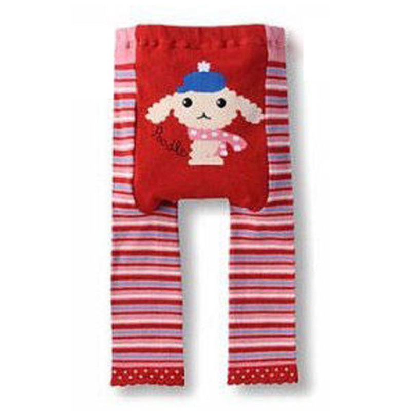 Baby-PP-Pants-Boys-Girls-Cartoon-Print-Knitted-Elastic-Waist-Toddler-Leggings-Kids-Clothes-2