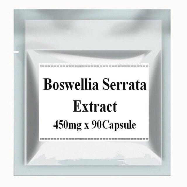1 Pack Boswellia Серрата Экстракт 450 мг х 90 Капсулы бесплатная доставка