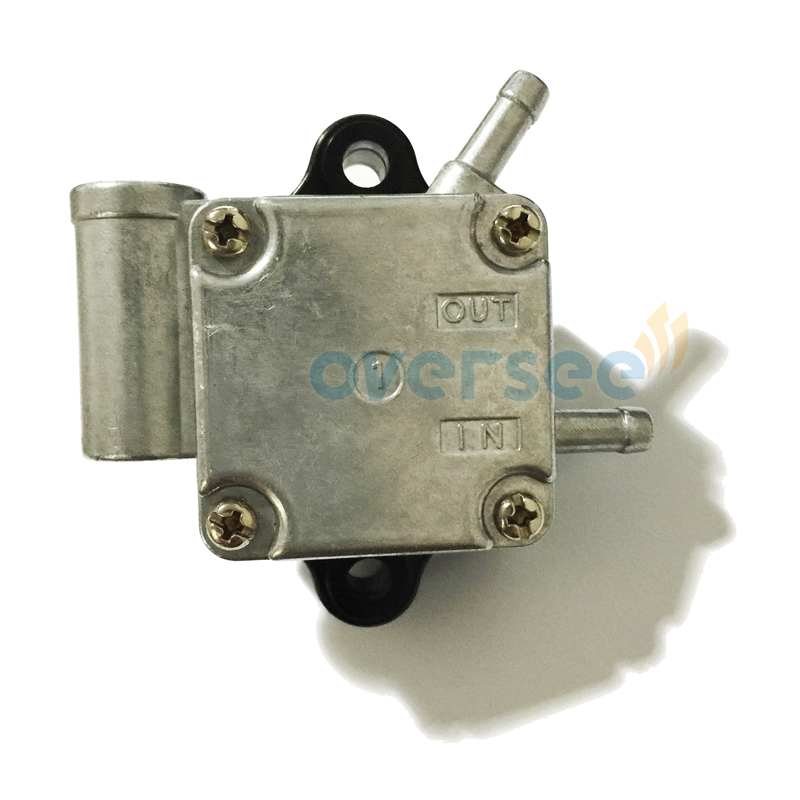 6AH-24410-00 Fuel Pump ASSY For Yamaha 15HP 20HP F20B 4 Stroke Outboard Engine Boat Motor Aftermarket Parts 6AH-24410