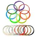 Elemento creativo DIY 10 M 3D Filamento PLA 1.75mm 33 Colores Filamento De Impresión 3D Pen Filamento Impresora 3D envío Gratis