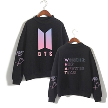 Love Yourself Answer Sweatshirt #2