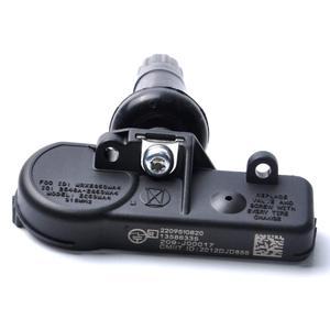 Image 5 - 4 pezzi Sensore di Pressione Dei Pneumatici, 13586335 TPMS, per Cadillac GMC Buick Chevy Silverado, Tahoe, impala, Suburban