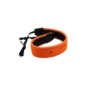 Image 4 - 10 יח\חבילה SLR מצלמה צוואר כתף שחור חגורת גמיש רצועת מצלמה עבור Canon Nikon Sony Pentax לאולימפוס Panasonic DSLR
