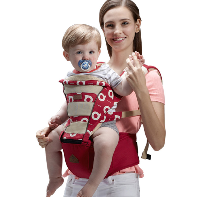 Backpacks Carriers Baby 3-36 Months Comfortable Baby Belt Breathable Baby Sling Backpack Carriers Waist Stool Infant Backpack backpacks carriers baby infant breathable backpack baby carriers baby belt sling backpack comfortable infant pouch wrap carriers